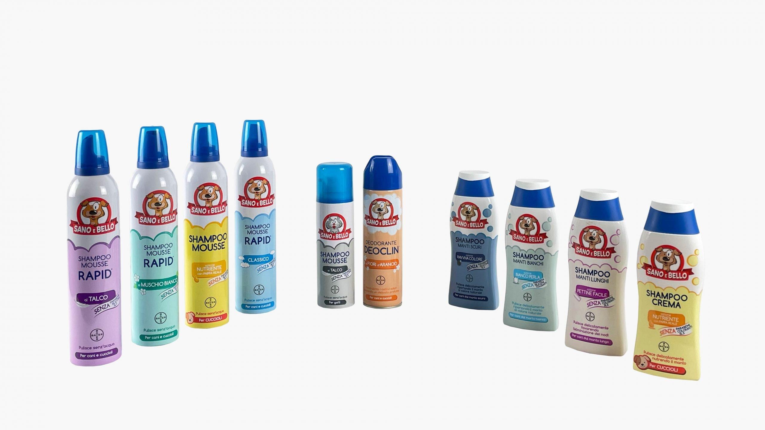petpoint-shampoo-sano e bello